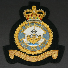 Raf Air Sea Rescue Blazer Badge Products On The