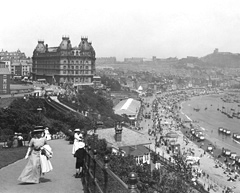Historical photo of Scarborough South Bay