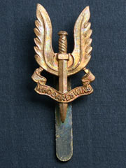 Sas Special Air Service Cap Badge Products On The